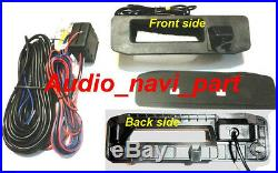 Mercedes-Benz New GLK X204 with NTG4.5, audio20 Rear view camera video interface