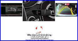 Mercedes Benz W212 E class Rearview backup reverse camera Retrofit Kit