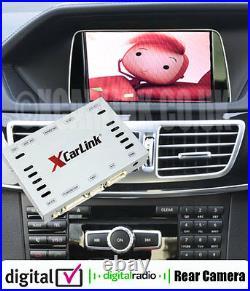 Mercedes NTG4.5 Video Multimedia Rear Reversing Camera Interface C-Class/E-Class