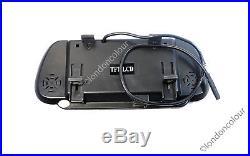 Mercedes Sprinter LED Brake Light Rear View Reversing Camera Monitor 2006-2015