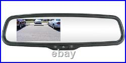 NEW For 2014-2020 Ram ProMaster Van Backup Camera & Rearview Mirror COMPLETE KIT