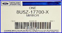 NEW OEM 2008-2011 Ford Rear View Mirror with Video Camera Display, Rain Sensor Mic