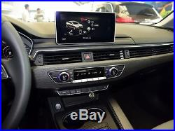 New Audi A4 MIB 2 System Rear View Camera with iPas Trajectory moving guideline
