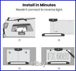 New Boscam Sungo Wireless Solar Reverse Camera