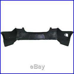New Bumper Cover Facial Rear for Chevy Chevrolet Malibu 13-15 GM1100897 22827123