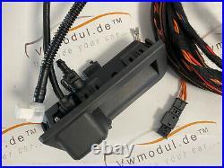 New OEM Audi A6 A7 C8 Q5 SQ5 Q8 Touareg CR7 Rear View Camera 8W8827566E Rfk Set