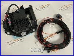 New Original VW Passat B8 Arteon Emblem Rear View Camera 3G0827469 BJ with Cable