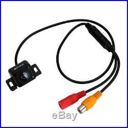 Night Vision 170°CMOS Anti Fog Waterproof Car Rear View Reverse Backup Camera