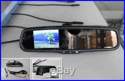Normal mirror backup camera display, rearsight, 3.5, fits Ford, Nissan, GM, Toyota