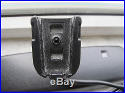 Normal mirror backup display, 3.5 LCD, fits Ford, Nissan, GM, Toyota. Include camera