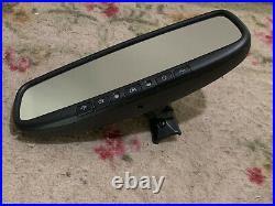 OEM 07-14 Toyota Tundra Auto Dim Rear Mirror BACKUP LCD CAMERA COMPASS HOMELINK