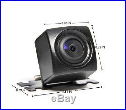OEM G-Series Rear View Camera System with Built-In Dash Camera RVS-776718-BB