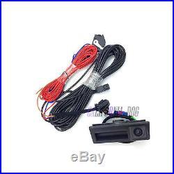 OEM Rear View RGB Camera For VW TIGUAN GOLF JETTA PASSATCC RCD510 RNS315 RNS510