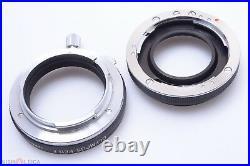Olympus Pen F, Ft, Fv Rare Lens Reverse, Reverser Ring Macro Adapter, Adaptor