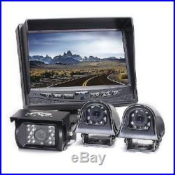 OpenBox Rear View Safety RVS-770616N Backup Camera System with 7 TFT LCD Displa
