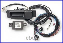 Original MERCEDES C W205 GLC X253 motorized rearview parking camera retrofit kit
