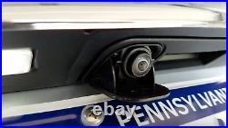 Original MERCEDES C W205 GLC X253 motorized reverse backup camera retrofit kit