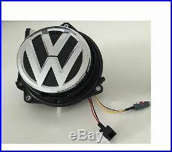 Original VW Rückfahrkamera Nachrüstsatz Golf 7 VII Variant Rear View Camera