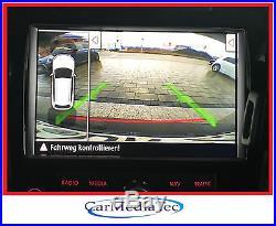 Original VW Rückfahrkamera Touareg 7P RNS850 RNS 850 Kamera Rear View Camera RVC