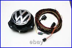 Original Volkswagen Passat B8 Rückfahrkamera Set Rear View Camera 3G0827469