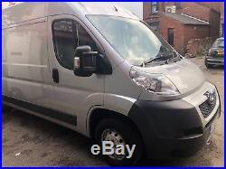 Peugeot Boxer 335 2.2 Professional L3H2, 1 owner, A/C, Reverse cam NO VAT NO VAT