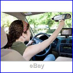 Pyle Dash Cam Car Recorder Front & Rear View Camera 7 Inch Monitor Windshi