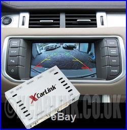 Range Rover Evoque Vogue Sport Multimedia Reverse Camera Video Interface 2012-13