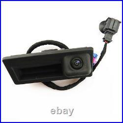 Rear View Back Up Camera for VW Tiguan Golf Jetta 6 Passat RCD510 RNS315 RNS510