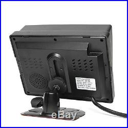 Rear View Backup Camera Two Camera Setup RVS-770614 System, 7 TFT-LCD