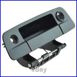 Rear View Camera Add On Kit with Wiring Harness & Tailgate Handle for Dodge Pickup