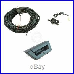 Rear View Camera Add On Kit with Wiring Harness & Tailgate Handle for Ford F150