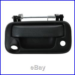 Rear View Camera Add On Kit with Wiring Harness & Tailgate Handle for Ford Pickup