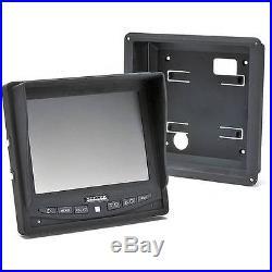 Rear View Camera System, 1 Camera Setup 5.6' Monitor