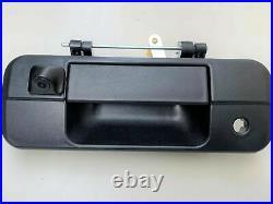 Rear View Reverse Backup Camera Mirror Monitor Kit for Toyota Tundra (2007-2013)