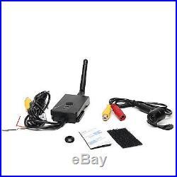 Rear View Safety WiFi Backup Camera System RVS-020813 Black