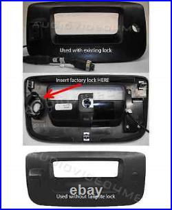 Rearview Mirror withMonitor+Backup Camera for 2007-2014 GMC SIERRA CHEVY SILVERADO