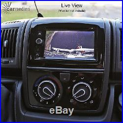 Reverse camera for Mercedes Benz Sprinter Vito Volkswagen VW Crafter rearview