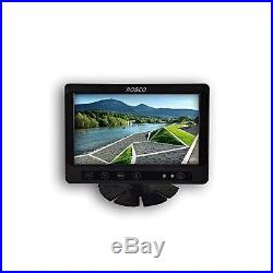 Rosco Vision Systems Heavy Duty Rear View Backup Camera System Complete with7