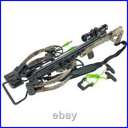 SA Sports 660 Empire Punisher 420 Reverse Cam Crossbow 175lb Draw Weight