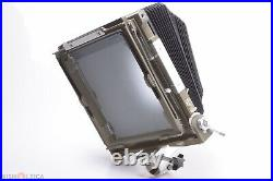 Sinar Norma 8x10 View Camera Rear Part Bellows Ground Glass Spring Back
