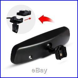 T1400 Wireless Backup Camera Kit 4.3'' LCD Mirror Monitor + Rear View Camera US