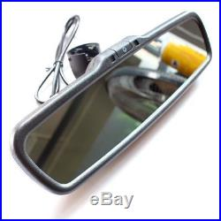 Tailgate Backup Camera & Rear View Mirror Monitor for Ford F250 F350 2008-16