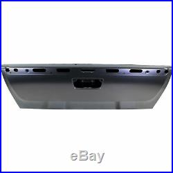 Tailgate Kit For 2007-2013 Chevrolet Silverado 1500 2pc With Tailgate Molding