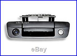 Tailgate Replacement Handle withRear View Camera withZoom for 2009-2016 Doge Ram