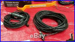 Thinkware F800 PRO 32Gb 2 Channel Dashcam With RearView Camera and Hardwire Kit
