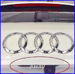 US Stock Audi A4 Q5 A5 Rear View Camera Interface Kit Reverse Backup Improved