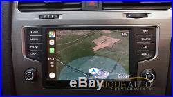 VW Golf MK7 Mark 7 MIB1/2 Wireless CarPlay Navigation Reverse Camera Retrofit