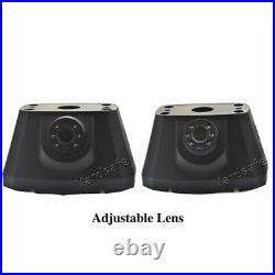 Vardsafe Brake Light Rear Reverse Backup Camera Kit For Dodge Ram Promaster