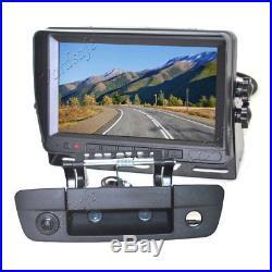 Vardsafe OEM Rear View Backup Camera System for Dodge Ram 1500 2500 3500