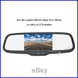 Vardsafe Rear View Backup Camera Kit for Ford F150 F250 F350 F450 (2004-2014)